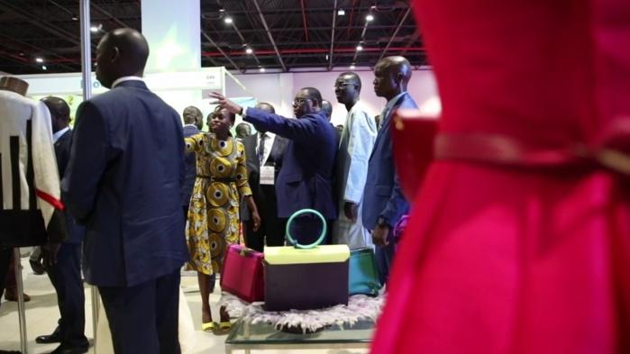 SIAD 2020/j1: En images la cérémonie officielle d'ouverture présidée par le chef de l'Etat Macky SALL.