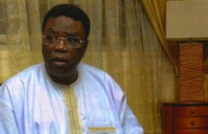 Mbaye Jacques Diop reste dans la nasse.