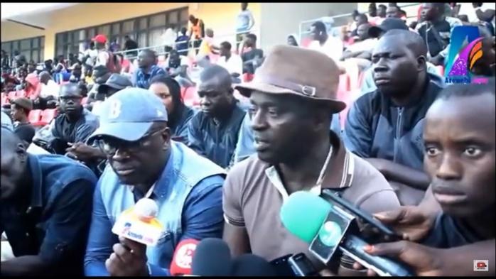 Sitor Ndour suite à sa radiation par le CNG : « Alioune Sarr a exécuté sa menace… »