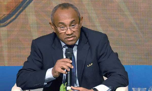 Coronavirus : La CAF maintient la programmation de toutes ses compétitions malgré l'épidémie...