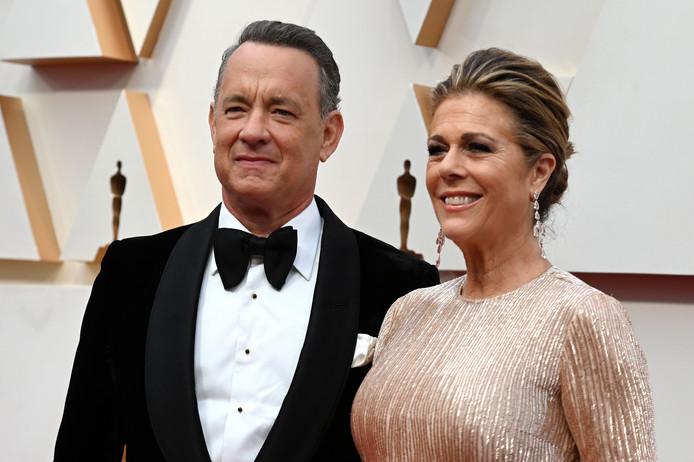 Tom Hanks et son épouse annoncent avoir contracté le coronavirus.