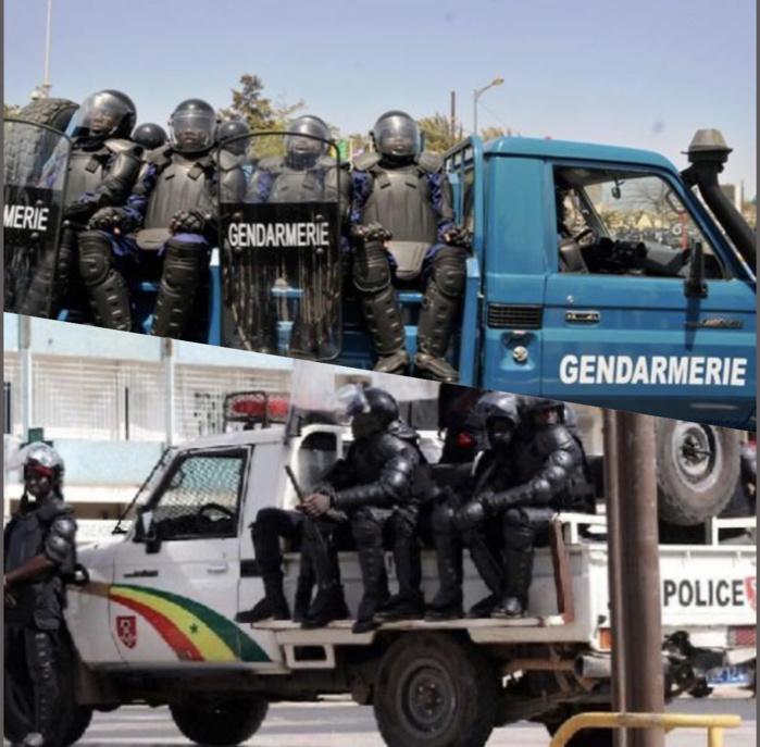 Risque d'insécurité à Saly Portudal due à la rivalité entre la police et la gendarmerie : Les hôteliers inquiets face à la menace terroriste.