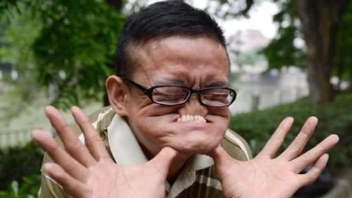 L 39 homme le plus laid du monde lance un d fi - L homme qui lit le plus vite au monde ...