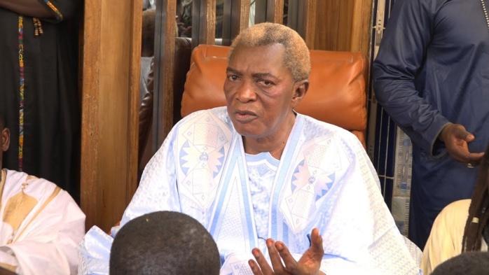 TOUBA NDINDY / Serigne Abdou Karim Mbacké arrête aussi les ziars le temps que le Covid19 disparaisse
