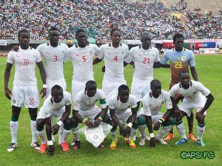 1-0 pour le Sénégal: but de Papis Demba Cissé.