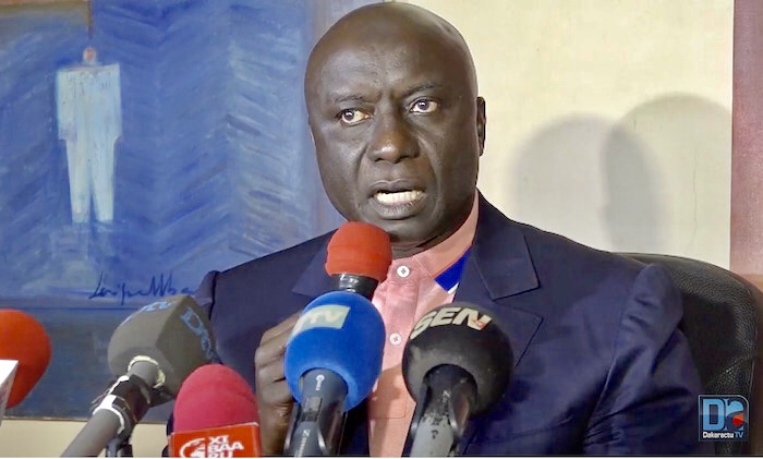 Covid19 au Sénégal : Idrissa Seck appelle au respect des instructions du gouvernement et des autorités sanitaires.