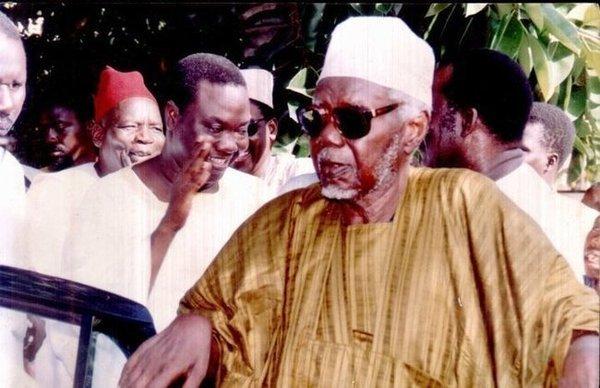La famille de Mame Abdou Aziz Sy Dabakh en deuil