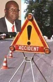 L'ancien ministre Kalidou Diallo perd son fils dans un accident de la route.