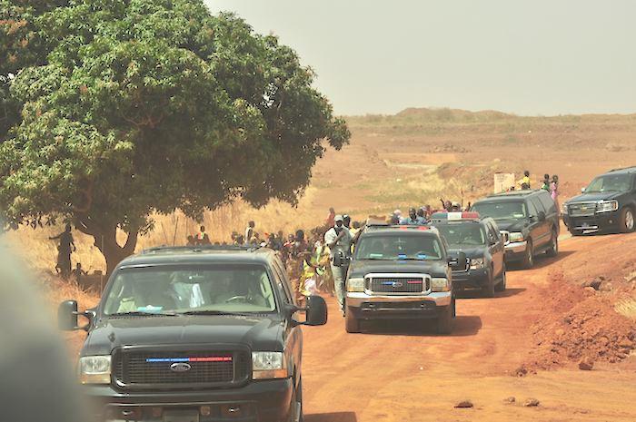 Sénégal : Le dossier explosif des voitures de Wade.