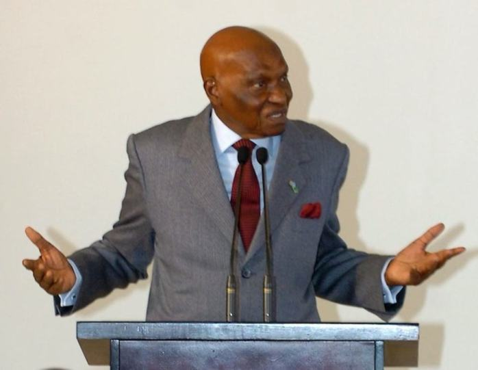 Abdoulaye Wade à Diamniadio pour récupérer ses véhicules