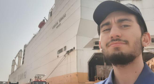 Drogue saisie sur Grande Nigeria : «Libéré», un autre membre de l'équipage est rentré en Italie.