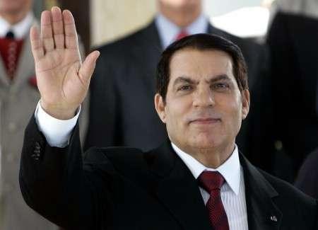Tunisie: Ben Ali condamné à la prison à vie