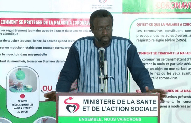 Sénégal : 969 cas suspects testés négatifs au Coronavirus.