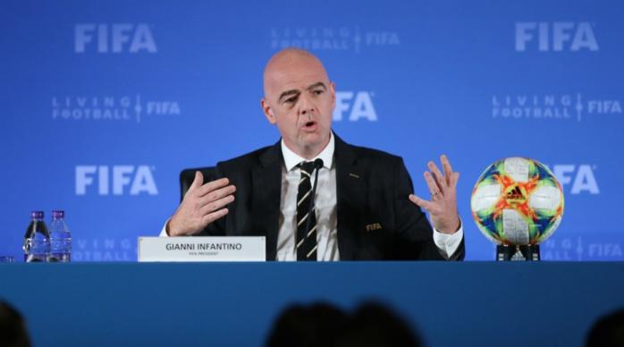 Covid-19 / FIFA : Gianni Infantino envisage de grandes réformes post-coronavirus...