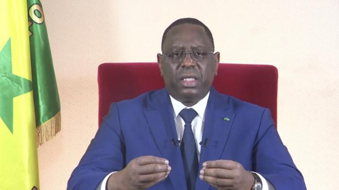 COVID-19 : Le message à la Nation du Président de la République Macky Sall.