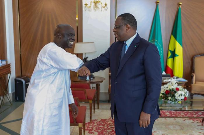 COVID-19 / Palais de la République : Idrissa Seck répond à l'appel de Macky Sall.