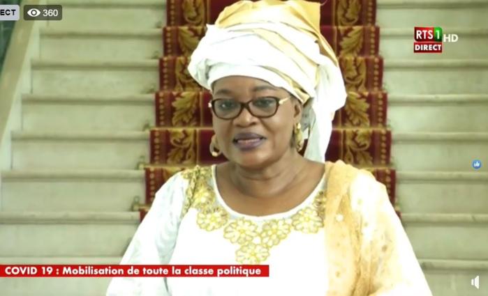 Covid-19 /Aïda Mbodj interpelle la conscience des sénégalais : « Le Président n'avait même pas besoin de décréter l'état d'urgence… »