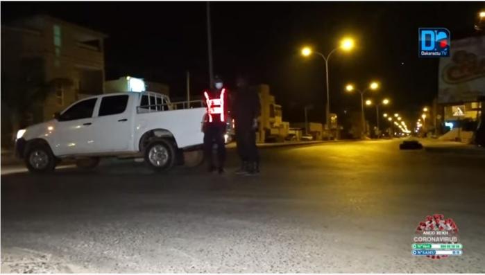 Premier jour de couvre-feu à Mbour : 26 personnes arrêtées et à Saly, tous les bars et dancings ont été fermés