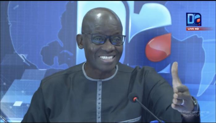 Abdoulaye Diaw (Journaliste sportif) sur le coronavirus : « Restez chez vous, auprès de vos familles… »