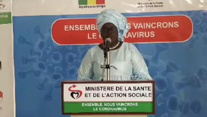Aminata Assome Diatta, ministre du Commerce : « Je voudrais rassurer les consommateurs sénégalais sur la bonne disponibilité des produits de première nécessité »