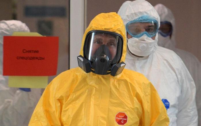 La Russie dévoile son médicament pour traiter le coronavirus.