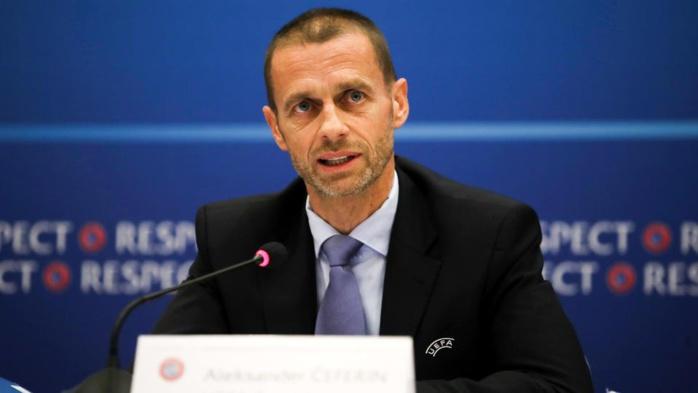 Covid-19 / Football : Le président de l'UEFA pense à des plans de relance des compétitions sans écarter une saison blanche...