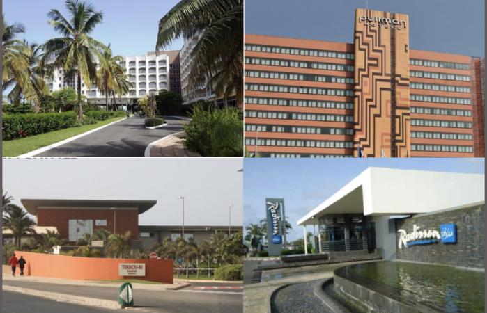 Coronavirus : Terrou-bi, Pullman, Radisson… la majorité des hôtels ont fermé.