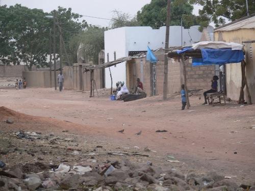 Inquiétude et peur sublimes à Koumpentoum (Sidina Ousmane KANE)