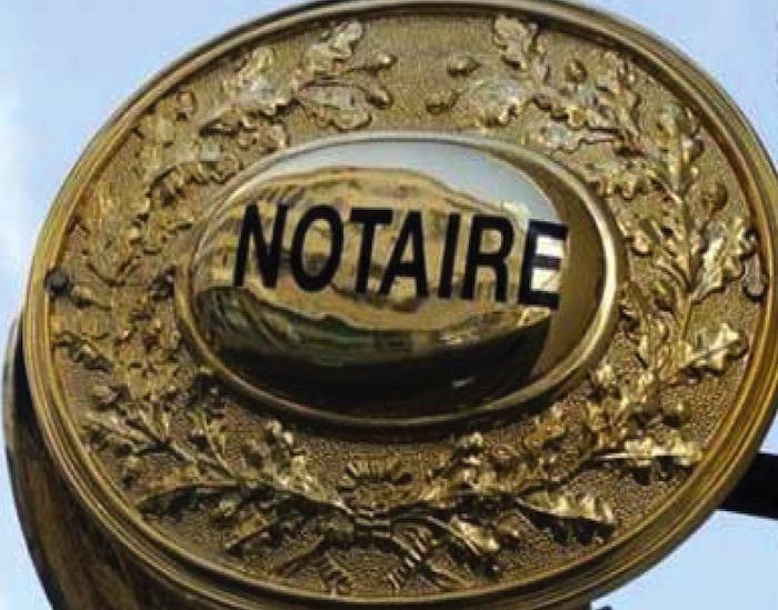 La chambre des notaires a un nouveau pr sident - Chambres des notaires 49 ...