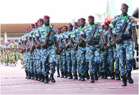 Côte d'Ivoire-Libéria: La riposte de l'armée ivoirienne à la frontière du Liberia