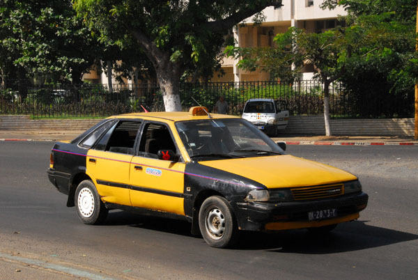 Le taximan violeur