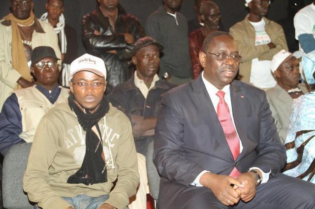 ''Macky Sall ne fera pas du wax waxeet'' (Abdou Mbow)