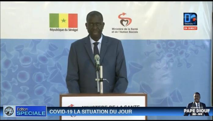Covid-19 / Dr Aloyse Waly Diouf alerte : «Ilfaut que chacun comprenne qu'il est exposé tant qu'il n'a pas pris les dispositions nécessaires»