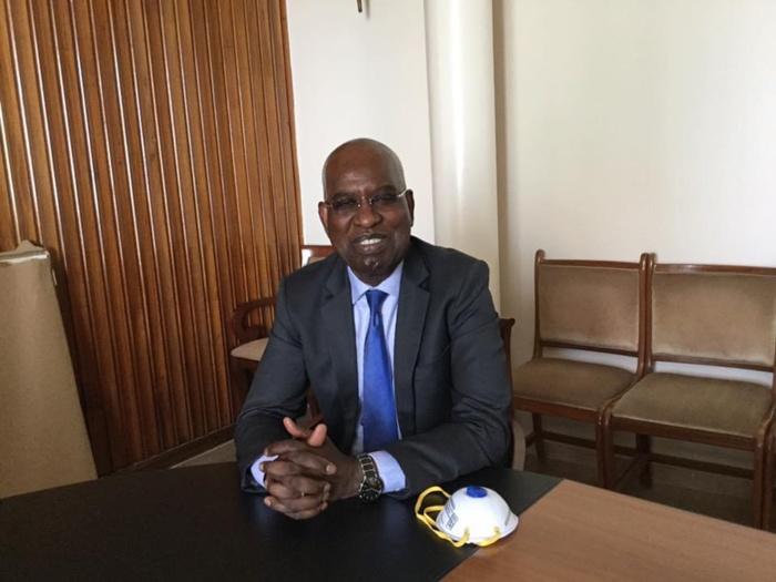 Assemblée Nationale / Loi d'habilitation :  « Le président de la République ainsi que toute la nation sont fiers de vous » (Me Malick Sall, ministre de la Justice)