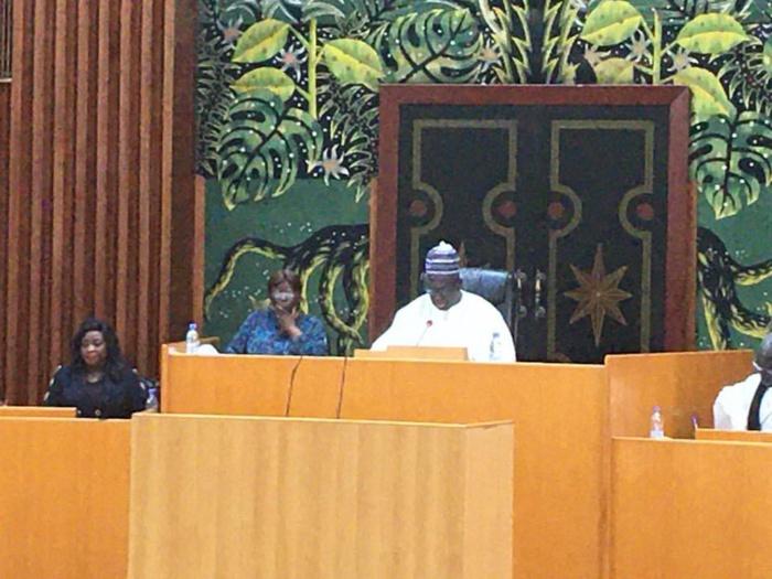 Assemblée nationale : Moustapha Niasse s'explique sur le nombre restreint de députés participant à cette plénière.
