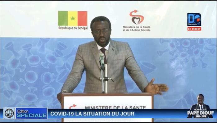 Lutte contre le Covid-19 : «Les 4% des cas issus de la transmission communautaire peuvent être très importants à partir de la semaine prochaine» (Dr Abdoulaye Bousso)