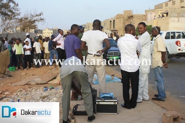 Meurtre d'un Nigérian à Yoff: 4 suspects déférés