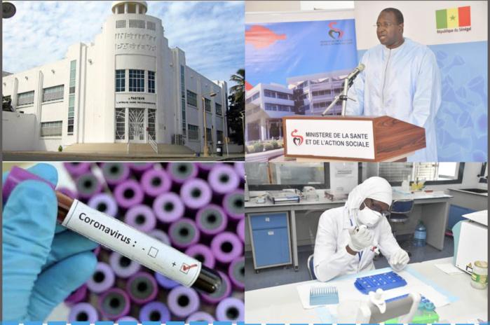 Dépistage de masse : L'Institut Pasteur réticent malgré la non-maîtrise de la transmission communautaire.