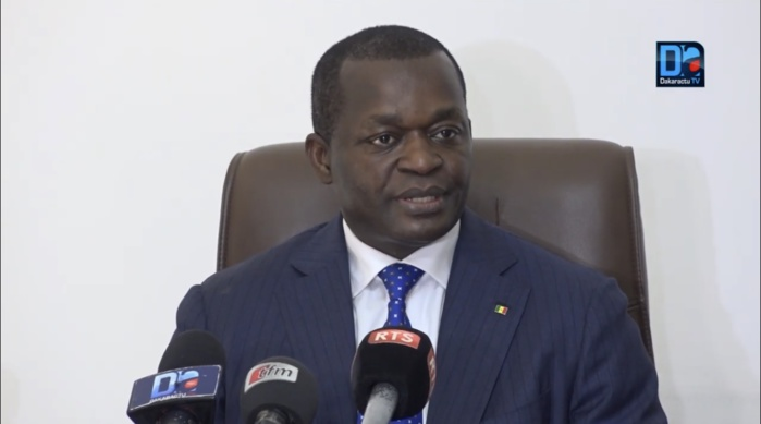 Suspension des vols aériens / Le ministre Alioune Sarr précise : «Toutes les décisions prises sont adossées à l'avis des experts»