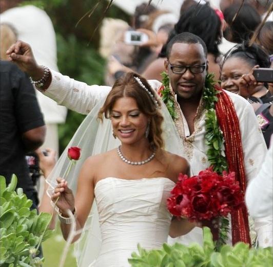 Les photos du mariage de l\u0027ex de Whitney Houston ,Bobby Brown