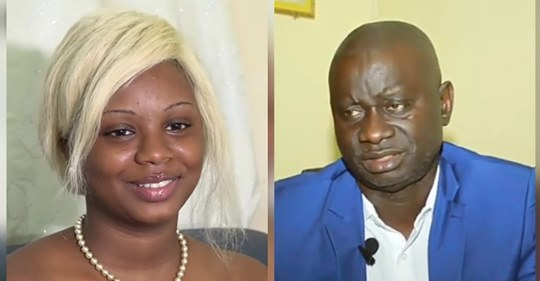 Affaire Diop Iseg : Dieyna Baldé a accouché d'un petit garçon.