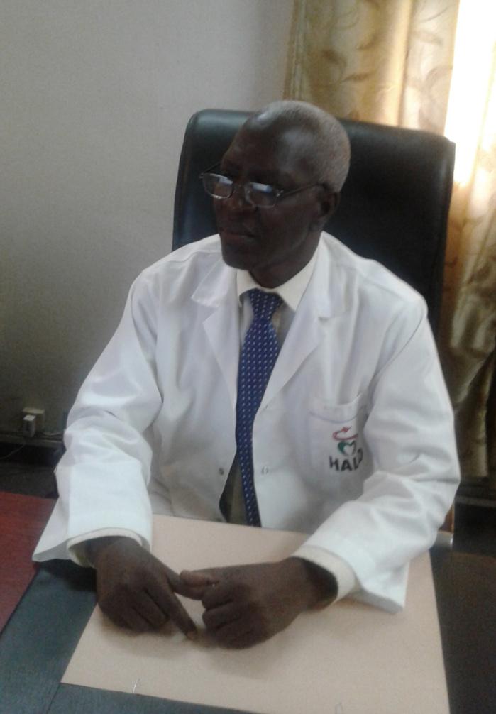 Santé : Un « Docteur Samba » à l'envers !!