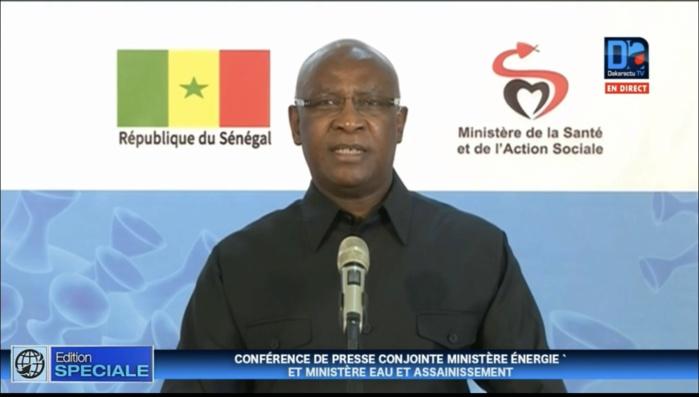 Paiement des factures d'eau : Les éclairages de Serigne Mbaye Thiam sur la tranche sociale.