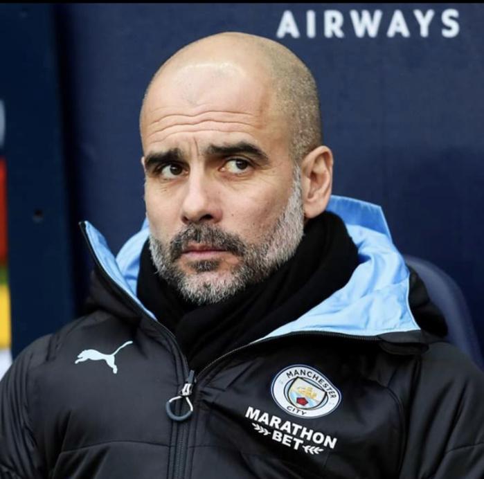 Covid-19 : Pep Guardiola, l'entraîneur de Manchester City, a perdu sa mère.