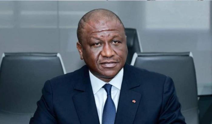 Coronavirus : Hamed Bakayoko, le ministre ivoirien de la Défense testé positif.
