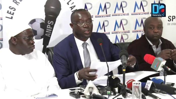 Football : La coupe du Sénégal et celle de la Ligue annulées par la FSF.