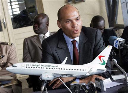 Karim Wade attendu à Dakar.