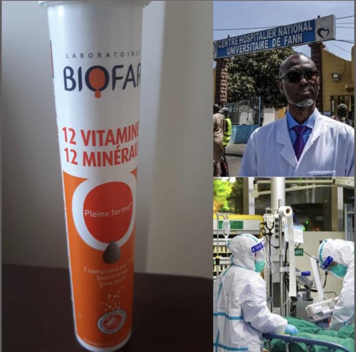 Guérison de patients atteints du COVID-19 au Sénégal : La Vitamine C, l'autre recette miracle.