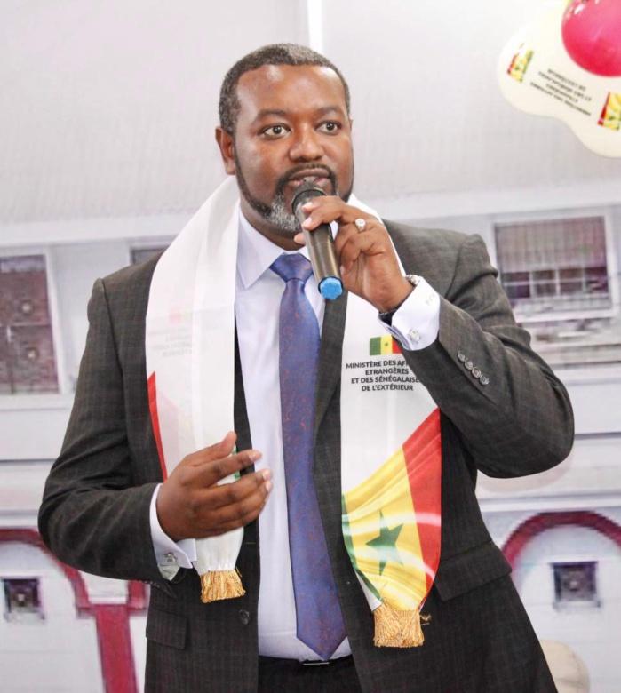 Les Sénégalais bloqués au Maroc entièrement pris en charge par l'Etat du Sénégal. ( Par Amadou François Gaye , Directeur Général d'Appui  aux Sénégalais de l'Extérieur )