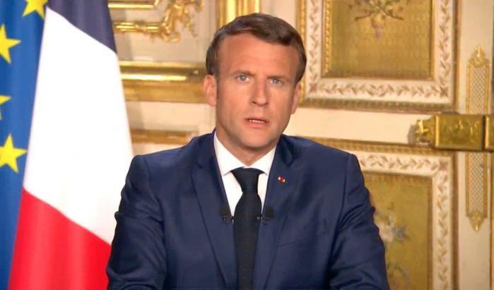 FRANCE : Le confinement prolongé jusqu'au 11 mai, reprise des cours à la même date.